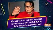 Manoj Kumar recalls
