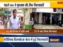 Antilia case: NIA arrests ex-cop Pradeep Sharma
