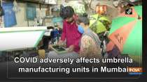 COVID adversely affects umbrella manufacturing units in Mumbai