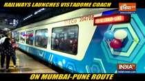 Railways reintroduces vistadome coach on Mumbai-Pune Deccan express