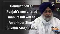 Conduct poll on Punjab