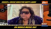 World Music Day: Singer Bappi Lahiri spills beans on his new song