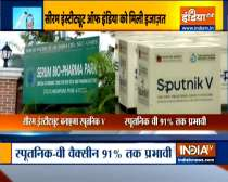Serum Institute of India gets DCGI nod to manufacture Sputnik V COVID-19 vaccine in India