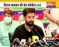 National President can only be removed if he/she dies or resigns: Chirag Paswan