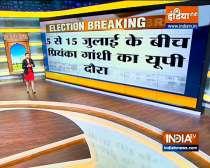Abki Baar Kiski Sarkar: Priyanka Gandhi on UP visit from July 5-15 ahead of upcoming elections