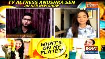 Anushka Sen will be seen in a different avatar in her new show on Snapchat
