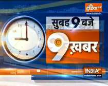 TOP 9 News: UP govt running massive COVID-19 vaccination drive