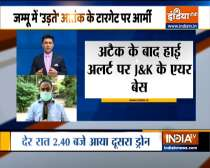 Breaking News: 2 drone spotted at Kaluchak army camp, Security forces are on high alert