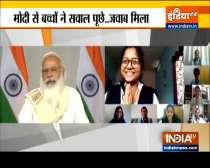 Haqikat Kya Hai | PM Modi interacts with CBSE students