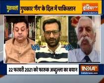Muqabla | Mehbooba Mufti bats for talks with Pakistan ahead of PM Modi meet