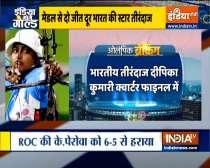 Tokyo Olympic 2020: Deepika Kumari defeats Ksenia Perova in shoot-off, enters quarterfinals
