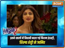 Shilpa Shetty opens up on her character in Hungama 2