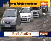 Monsoon arrives in Delhi, results in waterlogging in several areas
