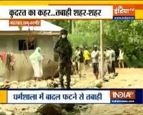 Jammu-Kashmir: Cloudburst in Ganderbal triggers flash floods