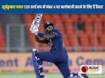 Suryakumar Yadav can bat at No.4 for India in World T20: Rahul Sharma