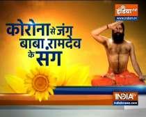 Swami Ramdev shares yoga and ayurvedic treatment for zika virus, dengue