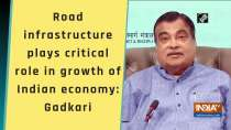 Road infrastructure plays critical role in growth of Indian economy: Gadkari