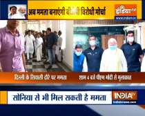 West Bengal CM Mamata Banerjee to meet PM Modi today