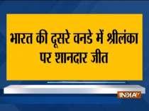 India vs Sri Lanka | Deepak Chahar leads India