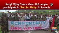 Kargil Vijay Diwas: Over 300 people participate in
