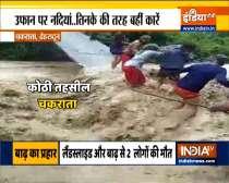 NDRF launches rescue operations in Kangra; fresh landslide blocks roadway in Uttarkashi