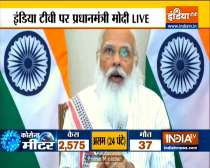 PM Modi interacts with CMs of the North-East states on COVID-19 situation