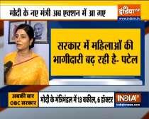 Exclusive: Anupriya Patel back as MoS in Team Modi