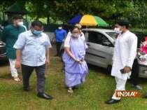 After meeting Sonia Gandhi, Mamta Banerjee meets CM Arvind Kejriwal