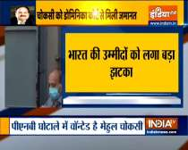 Fugitive Mehul Choksi gets bail from Dominica High Court