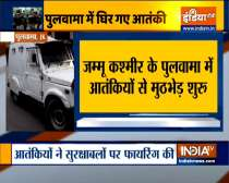 Jammu and Kashmir: Encounter breaks out in Pulwama