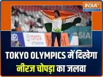 Tokyo Olympics | Neeraj Chopra carries India