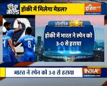 Tokyo Olympics 2020: India beat Spain by 3-0, in men