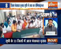 Super 100: UP zila panchayat chairperson polls to be held in 53 districts today