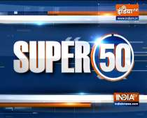 Super 50: Vehicles partially submerged in water due to heavy rainfall in Gurugram