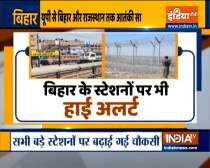 Bihar on high alert after intel input warns of plot to set off blasts on trains
