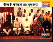 PM Modi congratulates newly sworn-in ministers