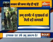 Jammu and Kashmir: Top LeT commander among 2 terrorists killed in Shopian