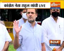 Pegasus row: This has to be investigated and the Home Minister has to resign says Rahul Gandhi