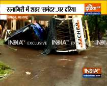 Maharashtra Floods: Death toll touches 57 in state, PM declares 2L ex-gratia for Raigad victims