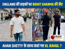 Rohit, Rahul enjoy quality time in England; Ashwin returns to cricket with County stint