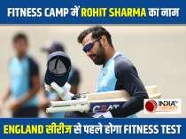 Rohit Sharma, Ajinkya Rahane, Shreyas Iyer named in MCA fitness camp