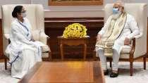 Mamata Banerjee meets PM Modi in Delhi, demands more Covid vaccines