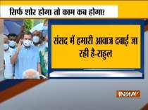 Rahul Gandhi slams Modi govt over using Pegasus spyware