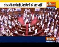 Haqikat Kya Hai | Both Houses adjourned till tomorrow amid Opposition