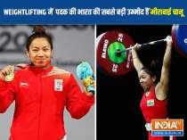 Mirabai Chanu: India