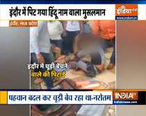 Breaking News | Muslim youth lynched in Indore, FIR registered against more than 20