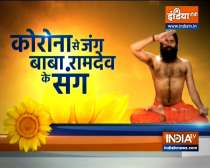 Things you should avoid in arthritis, Swami Ramdev shares tips to make bones strong