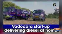 Vadodara start-up delivering diesel at home