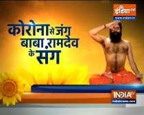 Yogasanas that help control diabetes, know Ayurvedic remedies from Swami Ramdev