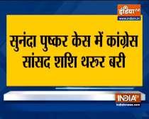 Delhi court discharged Shashi Tharoor in connection with Sunanda Pushkar death case